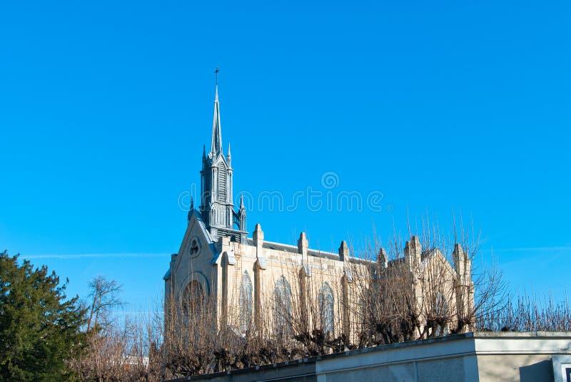Versammlungs-St. Joseph Cluny stockbilder