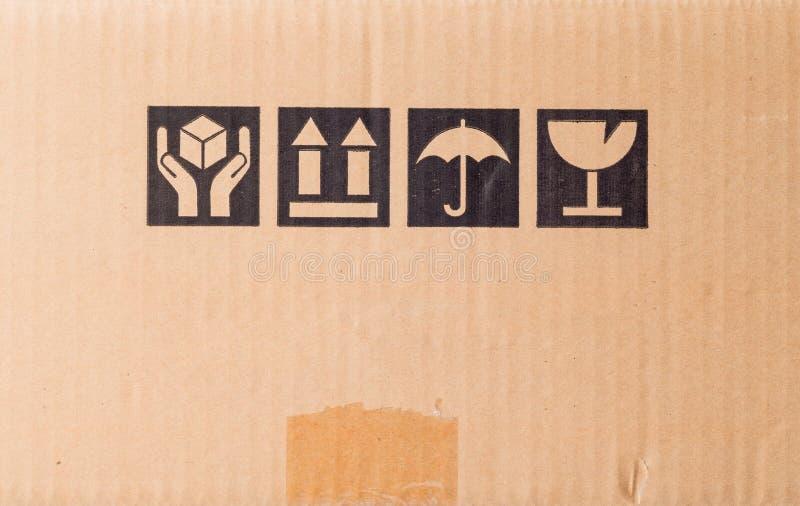 Verschepend pictogram stock afbeeldingen