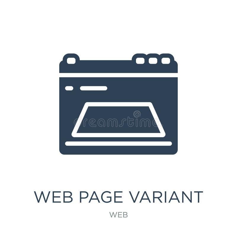 verschiedene Ikone der Webseite in der modischen Entwurfsart verschiedene Ikone der Webseite lokalisiert auf weißem Hintergrund v vektor abbildung
