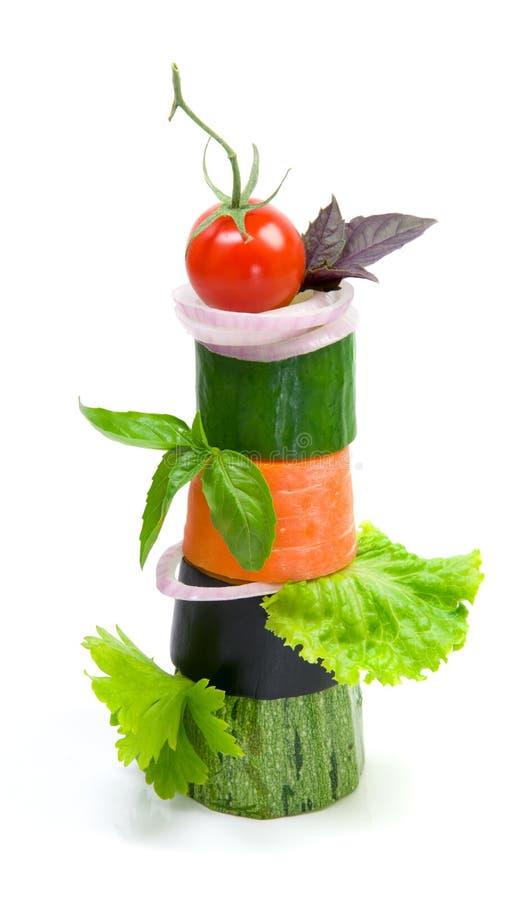 Verschiedene Sortierungen des Gemüses, gesunde Nahrung stockfotos