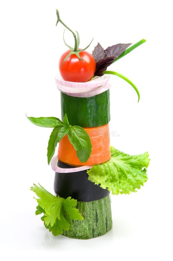 Verschiedene Sortierungen des Gemüses, gesunde Nahrung lizenzfreies stockbild