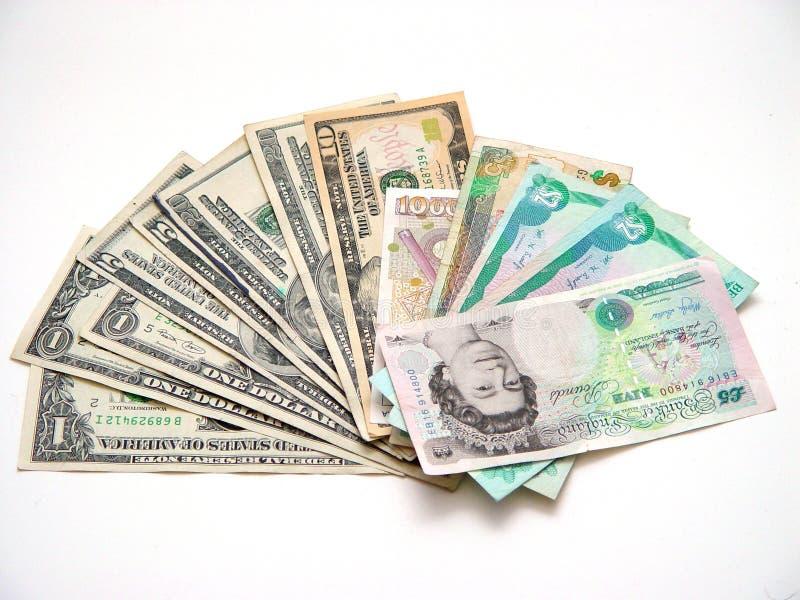 Verschiedene Währung