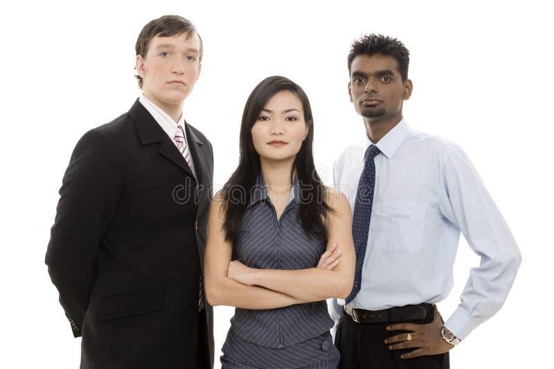 Verschiedenes Geschäfts-Team 1 lizenzfreie stockfotografie