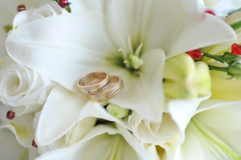 Verschillende bruidtoebehoren stock foto's