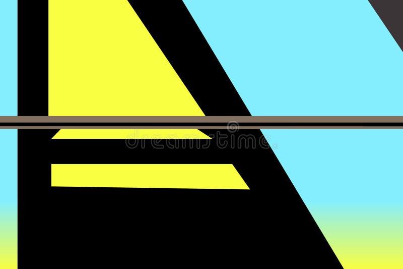 Verschillende en diverse geometrische vormen vector illustratie