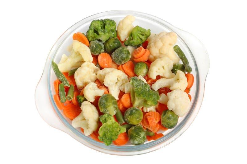 Verschillende groenten royalty-vrije stock afbeelding