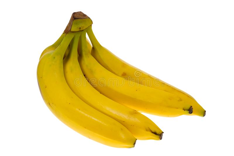 Verse banaan royalty-vrije stock fotografie