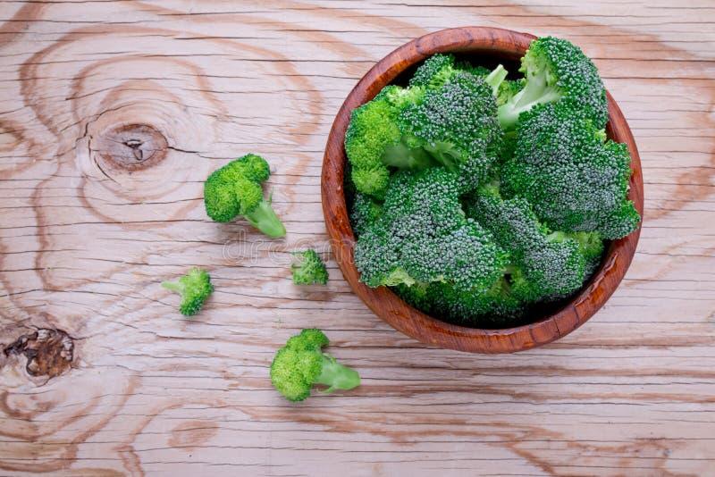 Verse brocoli royalty-vrije stock fotografie
