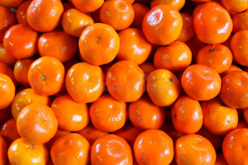 Verse clementine royalty-vrije stock fotografie