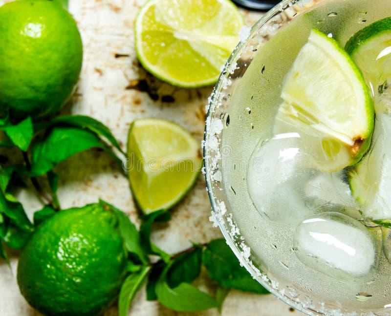 Verse cocktail royalty-vrije stock fotografie