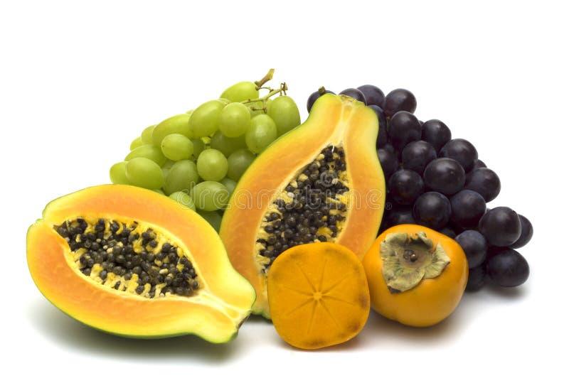 Verse exotische vruchten royalty-vrije stock fotografie
