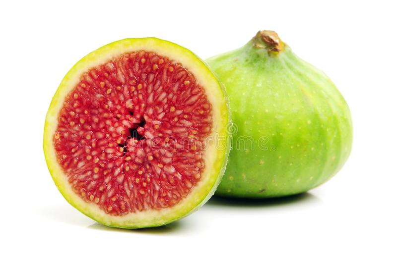 Verse fig stock fotografie