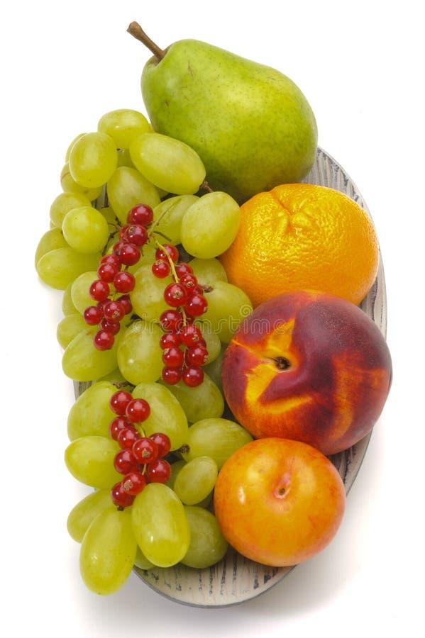 Verse gemengde vruchten stock afbeeldingen