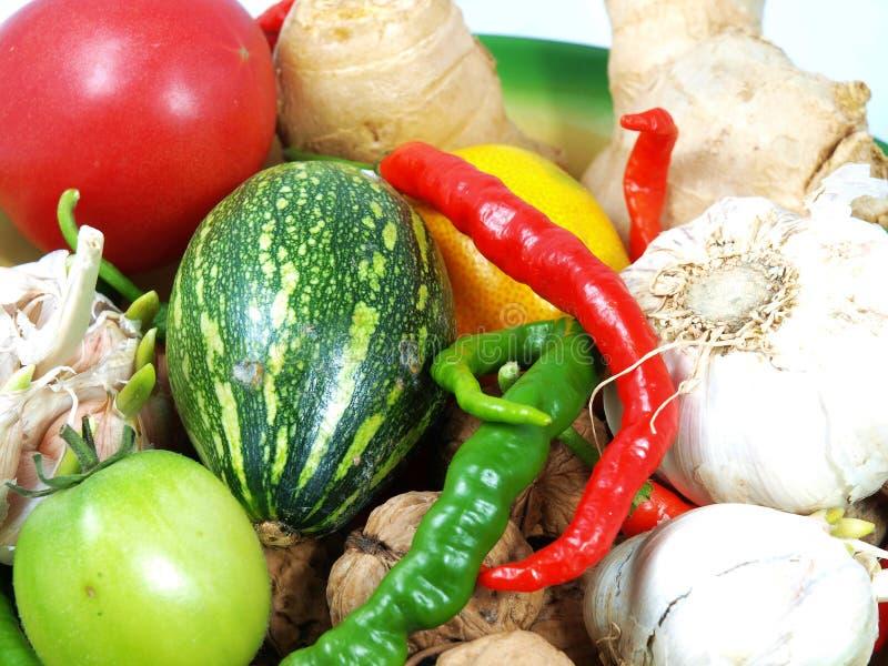 Verse groenten royalty-vrije stock foto