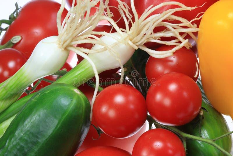 Verse groenten. stock foto