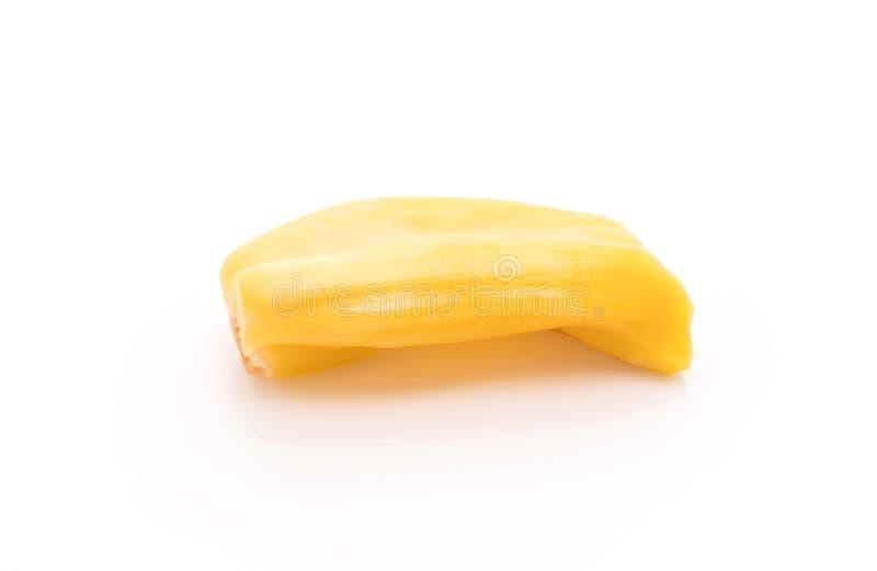 Verse jackfruit royalty-vrije stock fotografie
