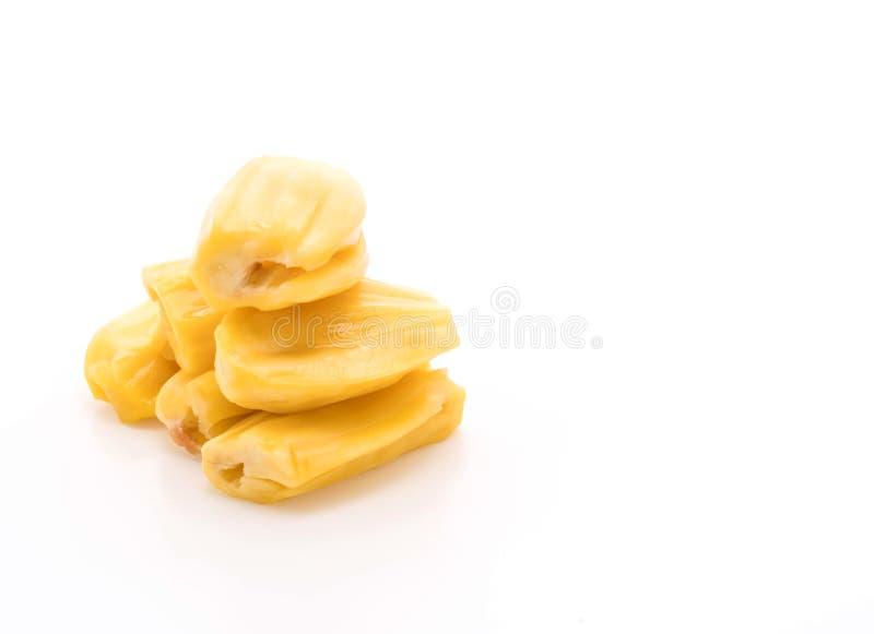 Verse jackfruit stock afbeeldingen