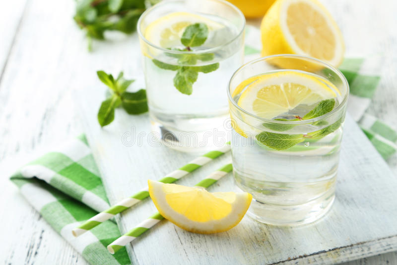 Verse Limonade stock afbeeldingen