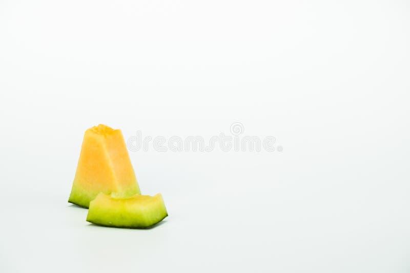 Verse meloen royalty-vrije stock afbeeldingen