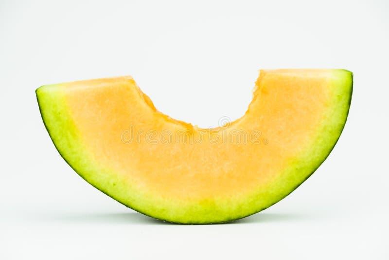 Verse meloen royalty-vrije stock foto