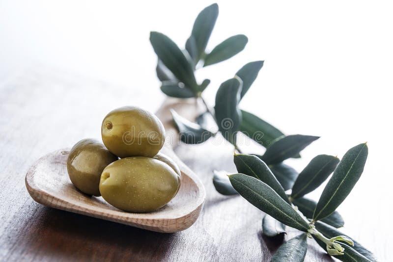 Verse olijven stock foto's
