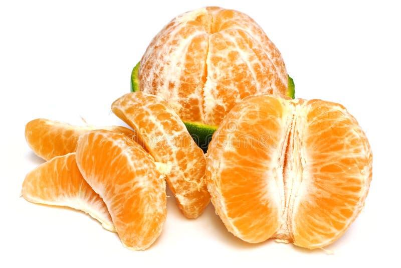 Verse Oranje vruchten royalty-vrije stock afbeelding