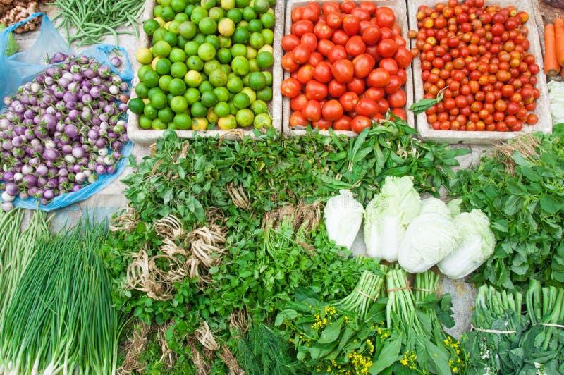 Verse organische Groenten stock afbeeldingen