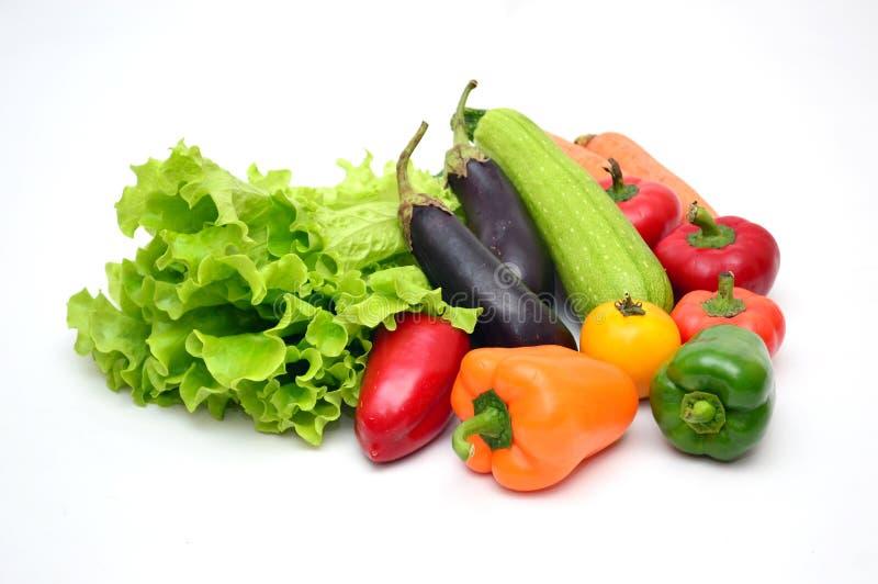 Verse product-groenten vegetables stock afbeelding