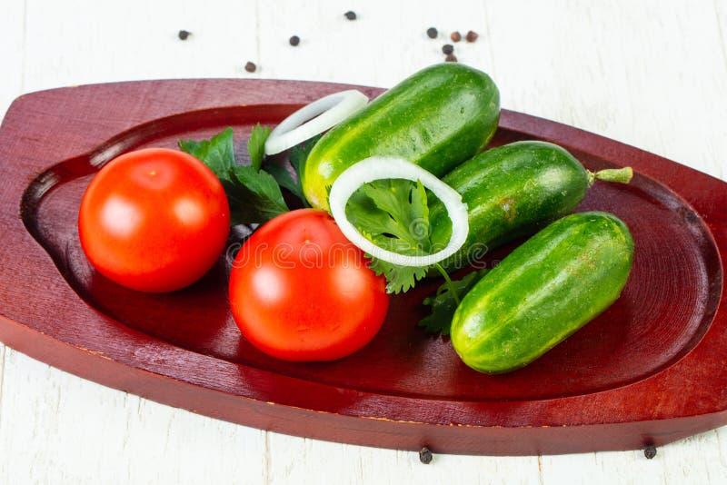 Verse rijpe groenten stock afbeeldingen