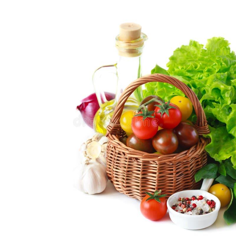 Groenten. stock afbeelding