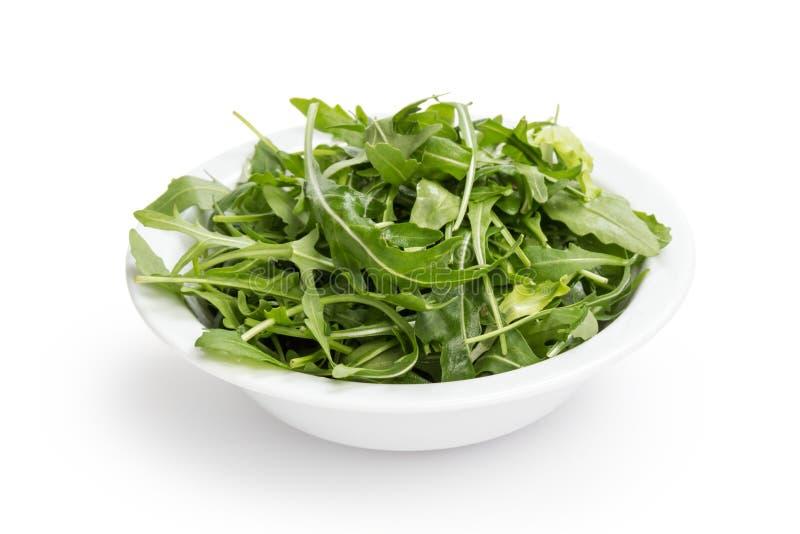 Download Verse Rucolabladeren In Een Kom Stock Foto - Afbeelding bestaande uit gastronomisch, voedings: 29505722