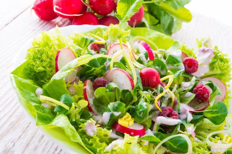 Download Verse salade stock foto. Afbeelding bestaande uit naughty - 29509754