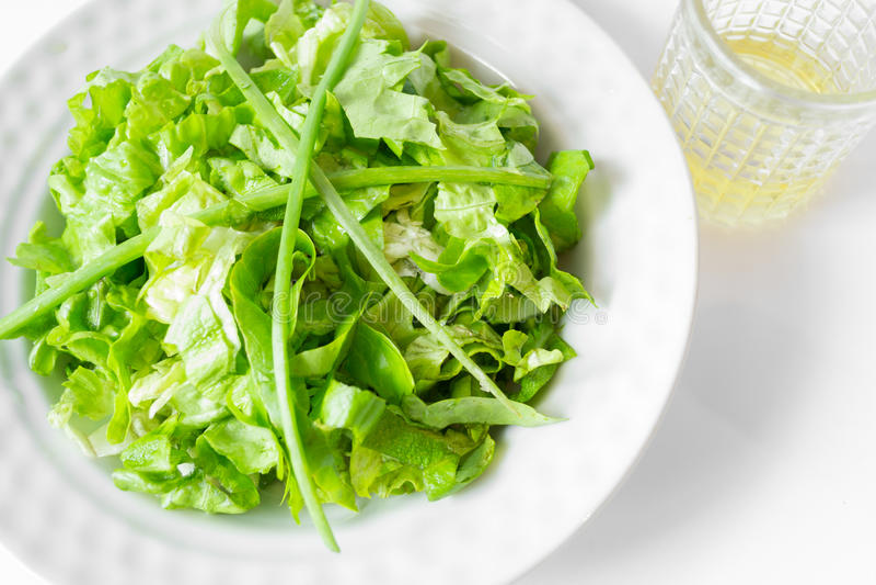 Verse salade stock fotografie