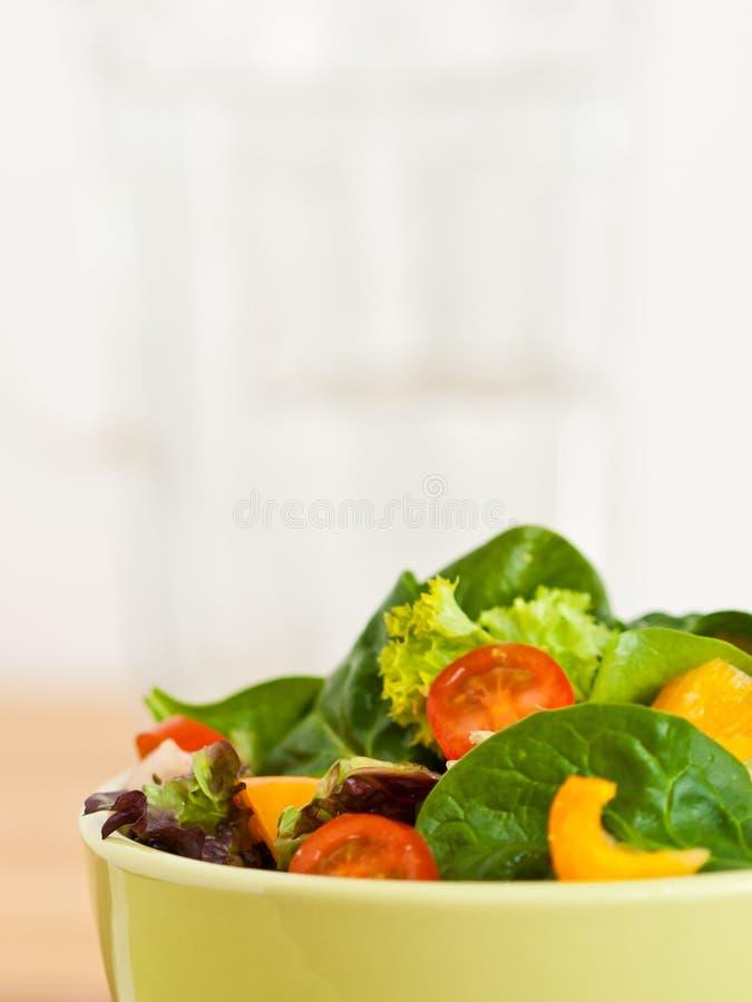 Download Verse salade II stock afbeelding. Afbeelding bestaande uit cookery - 29508181