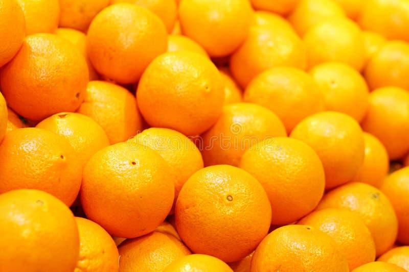 Verse sinaasappel voor sap royalty-vrije stock fotografie