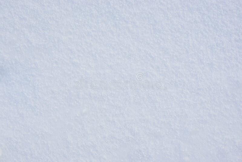 Verse sneeuw royalty-vrije stock foto's