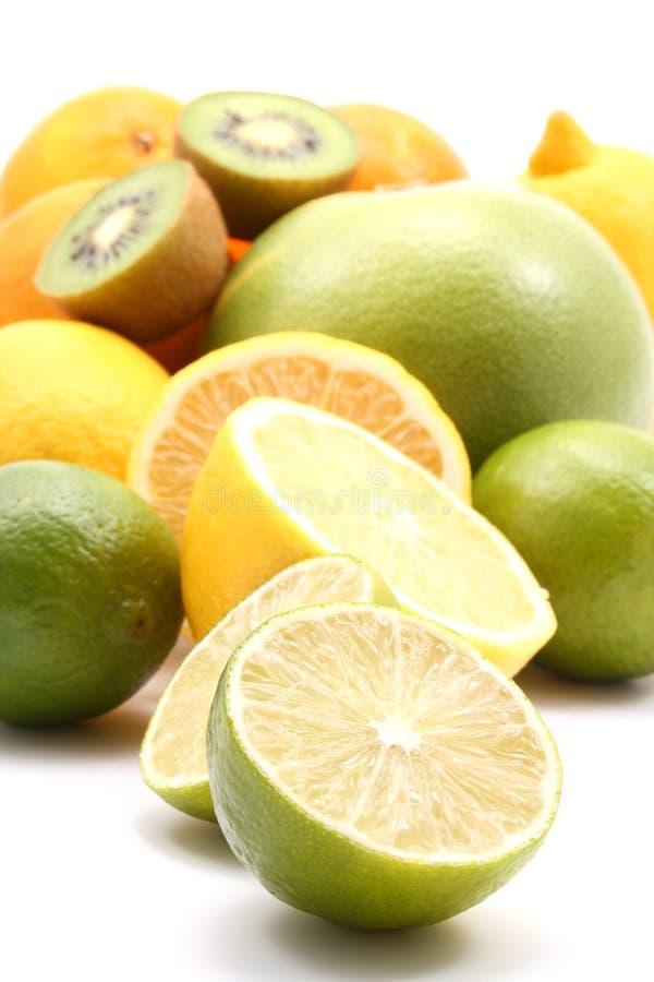 Verse vitaminen royalty-vrije stock foto