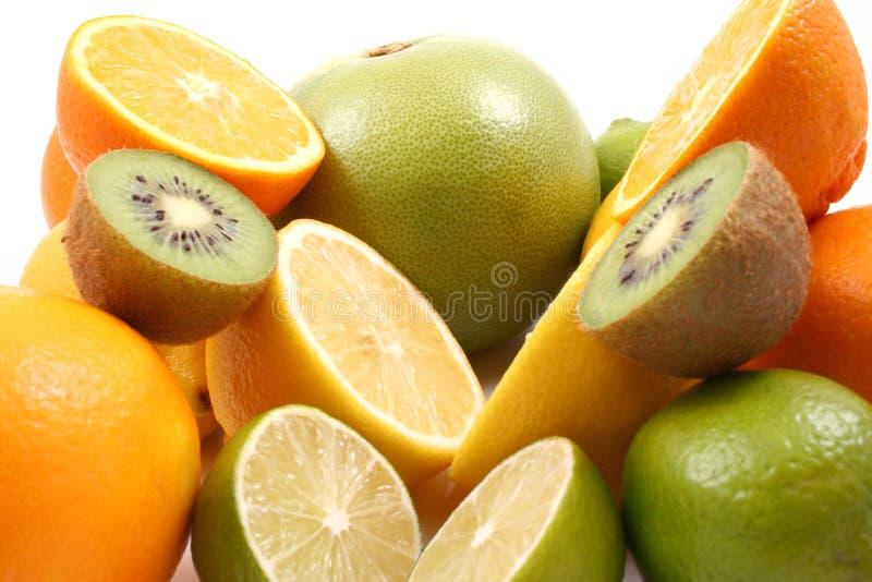 Verse vitaminen stock foto's
