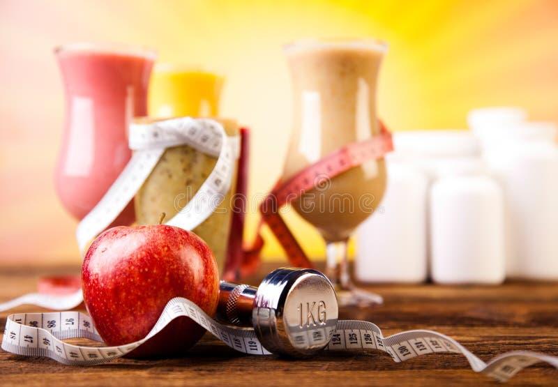 Verse vruchten, gezond en vers stock fotografie