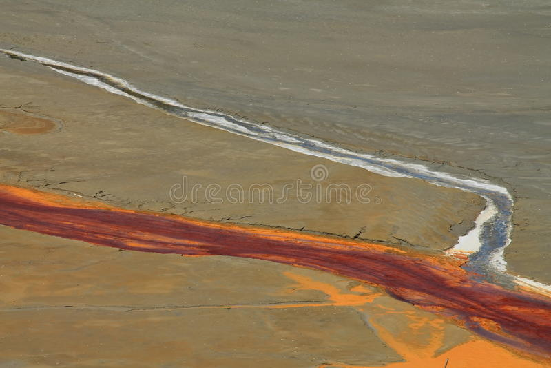 Verseuchtes Bergwerkwasser in Rosia Montana 2