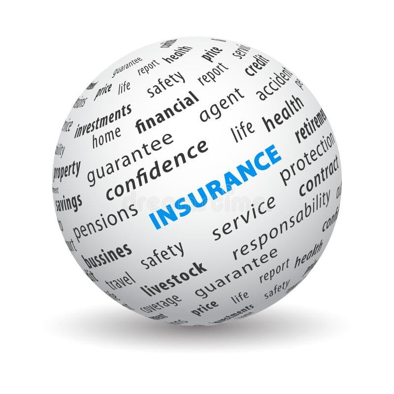 Versicherung stock abbildung