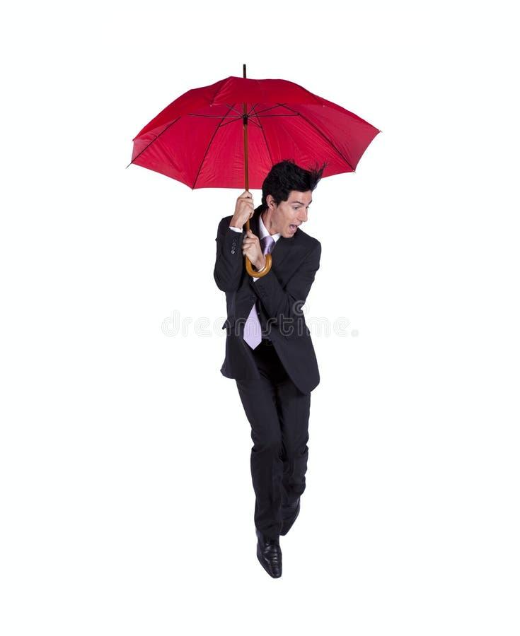 Versicherungsagent lizenzfreies stockfoto