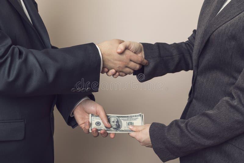 Versiegeln Sie das Abkommen stockbilder