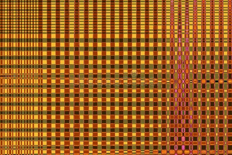 Versies van de illustraties in verschillende kleuren stock afbeelding