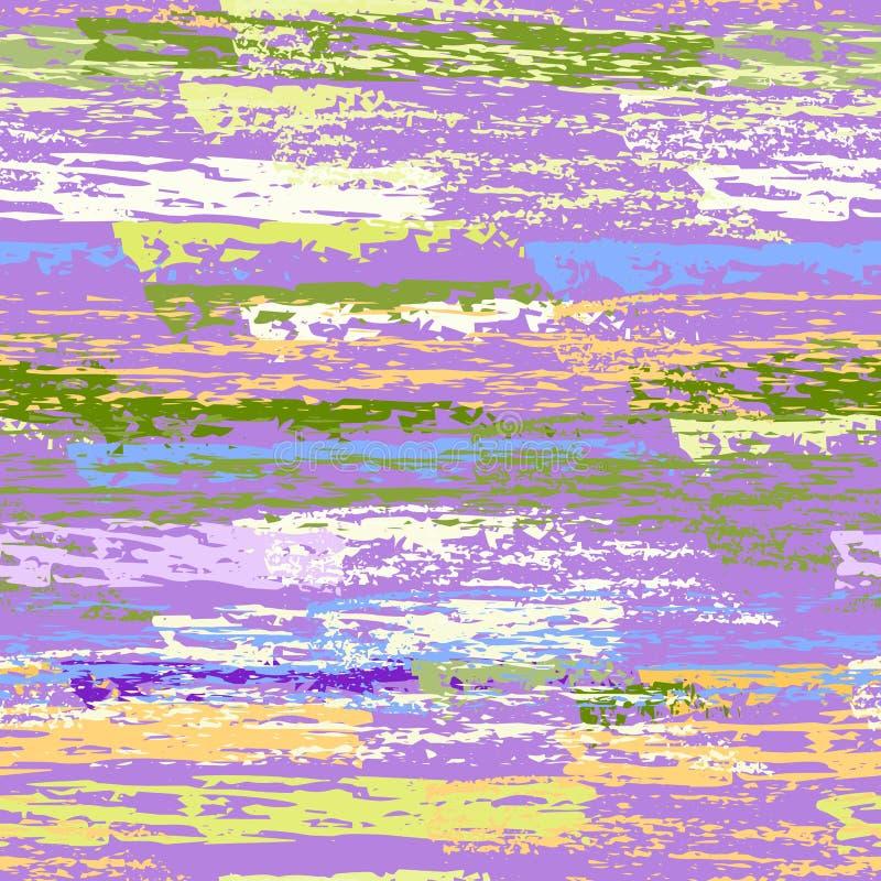 Versleten de Steenkooloppervlakte van het Textuurkrijt pinstripe stock illustratie