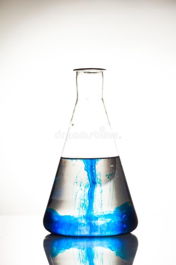 Verspreiding in een fles stock afbeelding