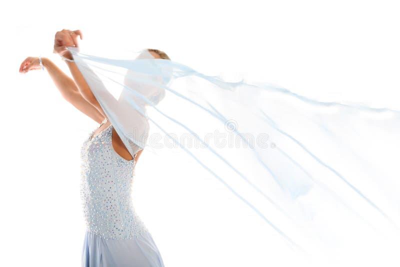 Verstecken Sie sich im Tanz stockbilder