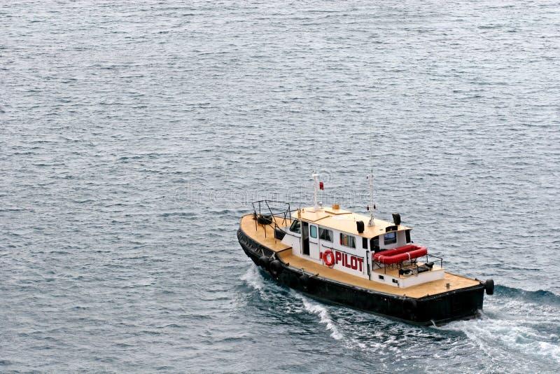Versuchsboot lizenzfreie stockfotos