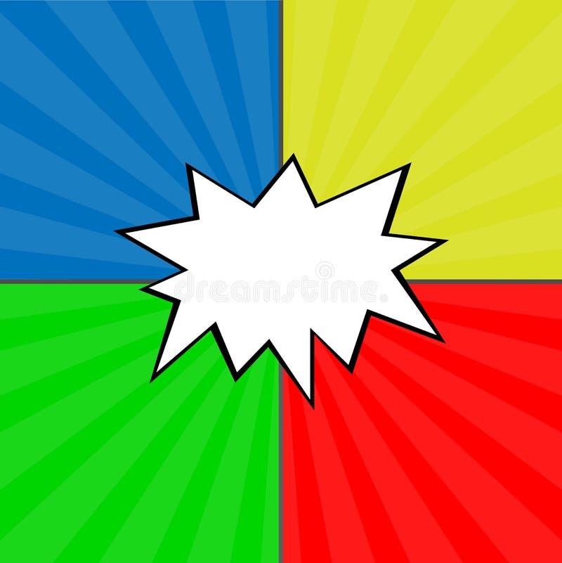 Versus listy lub vs ręka pisać piszący list loga, emblemat Rywalizacja vs zapałczana gra, wojenna bitwa vs sport niebieska czerwo ilustracji