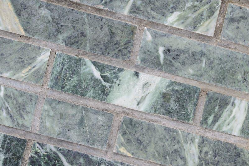 Vert de mur de malachite pour le contexte image stock
